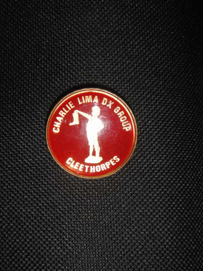 Boy with Boot Cleethorpes Pin