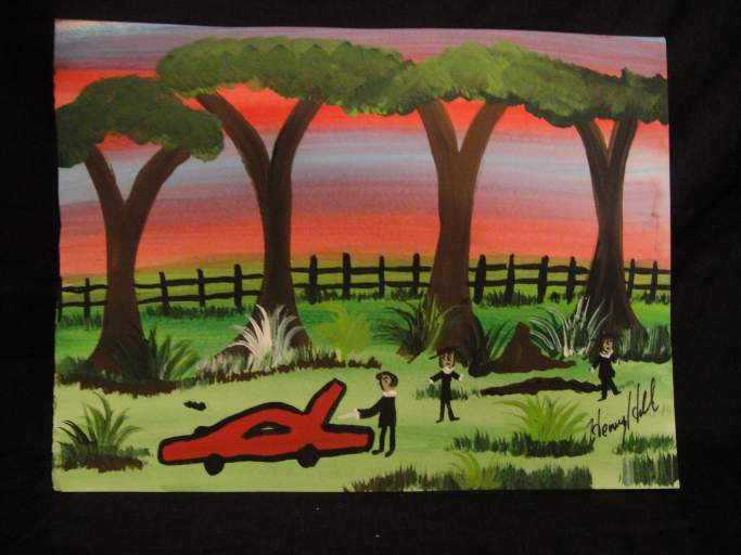 henry hill painting