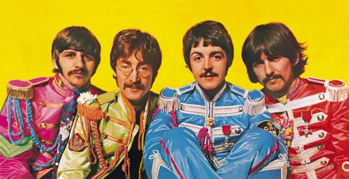 Inside Sgt Pepper