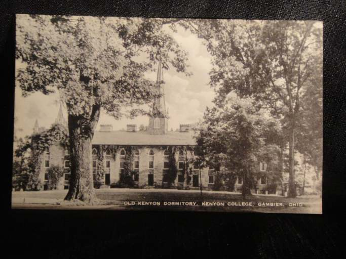old kenyon postcard